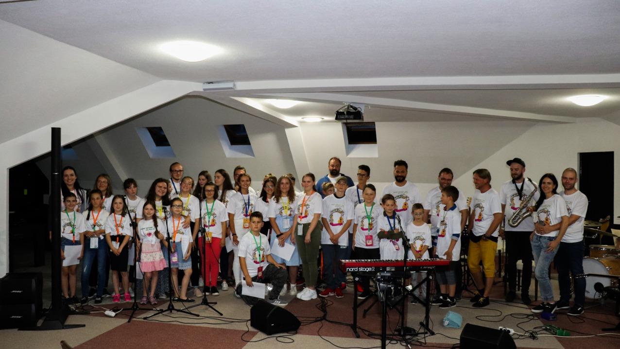 Hudobný kresťanský tábor